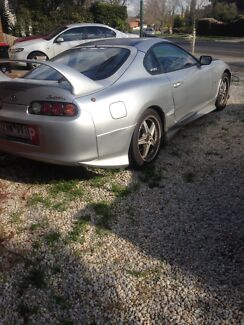 Toyota Supra $5000! Taylors Hill Melton Area Preview