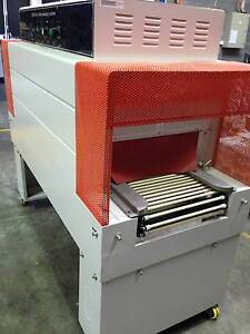 Heating Tunnel Shrink Packing Machine Regents Park Auburn Area Preview