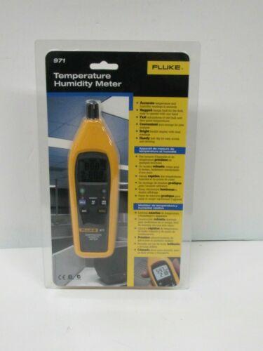 Fluke 971 Temperature Humidity Meter Brand NEW