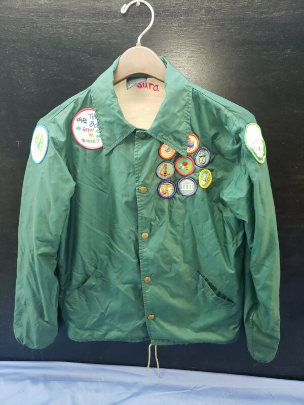 Vintage Girl Scouts Of America 80