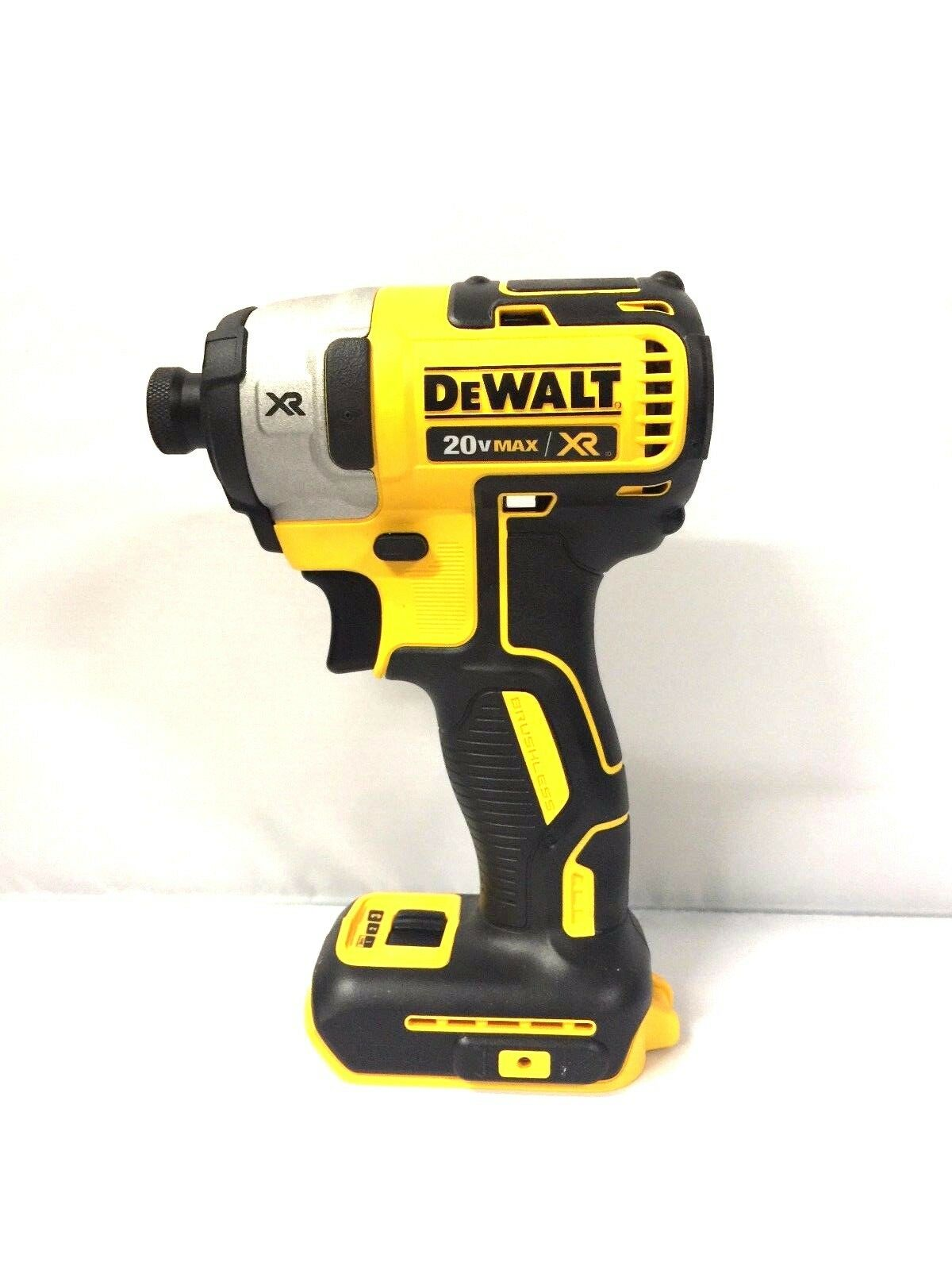 "DeWalt  DCF887B 20V MAX XR BRUSHLESS 1/4"" 3 SPEED IMPACT Dri"