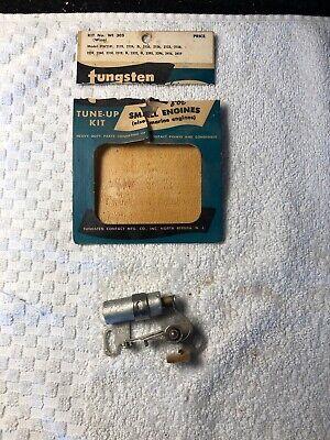 Nos Tungsten Wi305 Magneto Condenser Point Set Wico Fw2101 2119 2124 2125 2126