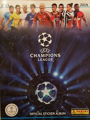 Champions League 2013/2014  10 Sticker aussuchen  for sale  Shipping to Nigeria