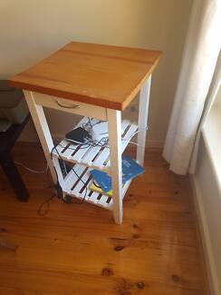 high desk, $8