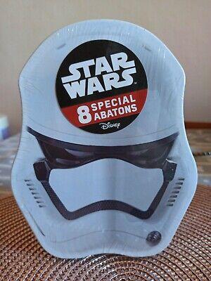 Star Wars 8 SPECIAL ABATONS Totem TIN BOX Scatola in Metallo Sigillata