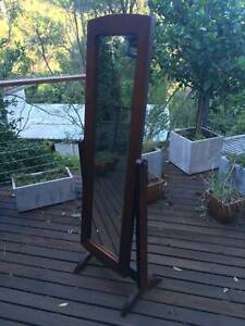 Free Standing Mirror - USED