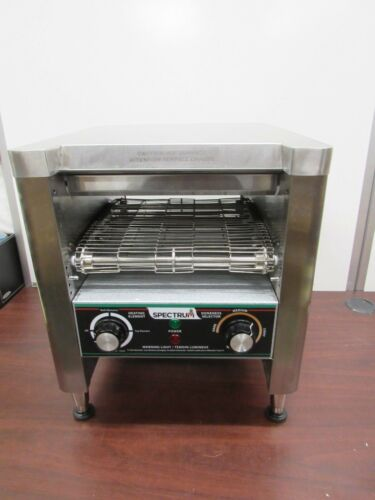 Winco Spectrum ECT-500 Electric Conveyor Toaster [29FL]
