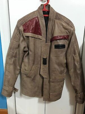 Star Wars FINN JACKET By Film Jacket -100% Real Leather!!**Sale $200-$50=$150**
