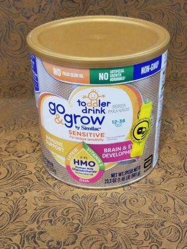 1 Can Similac Go & Grow Sensitive Toddler Drink  23.3 oz New EXP 6/1/2022