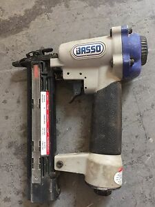 Basso B18/32p-A2 Pneumatic Brad Nailer Brunswick East Moreland Area Preview