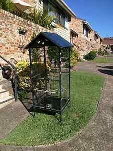 Large bird cage South Hurstville Kogarah Area Preview