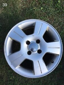 "4 mags 16"" FORD FOCUS"