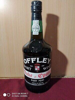 OFFLEY PORT WINE Duke of Oporto vino vintage