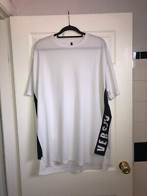 Versace Versus Mens Oversized T Shirt Size M But Fits A Large