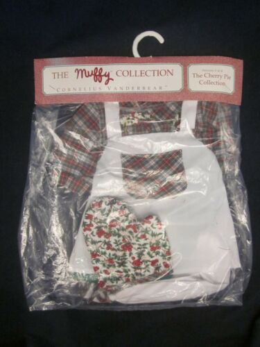 MUFFY VANDERBEAR Cherry Pie 1992 Alice Outfit VINTAGE NEW PACKAGE
