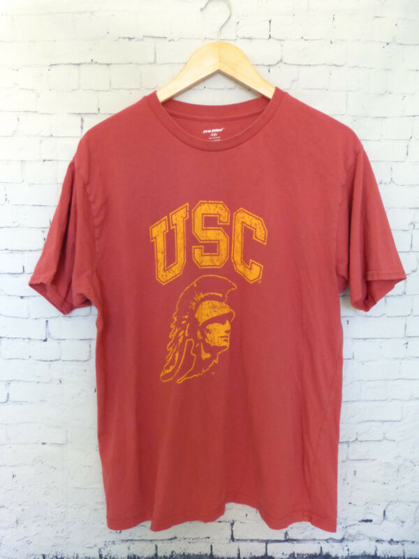 USC Trojans Mens Shirt Size XL