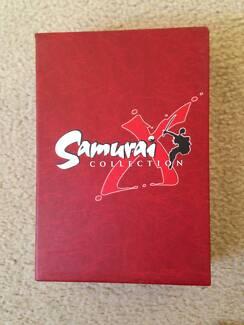 Samurai Collection DVD Box Set