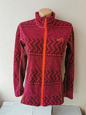 KARI TRAA Women's Fleece Outdoor Jacket size M