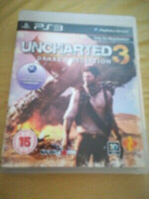 Uncharted 3: Drake's Deception (Sony PlayStation 3, 2011) for sale  Shipping to Nigeria