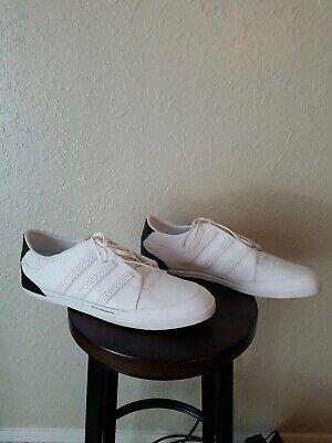 Men's Y-3 Honja Low Classic 2 Yohji Yamamoto Casual Shoes White Size 19