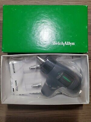 Welch Allyn Macroview 3.5v Surecolor Led Fiber-optic Otoscope 23810