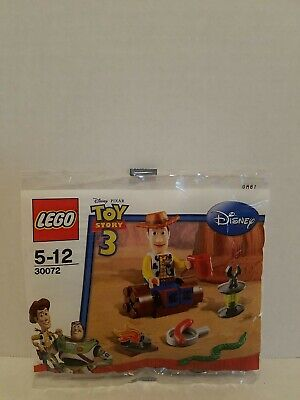 Lego Toy Story 3 Woody's Camp Out #30072 NEW Polybag sealed