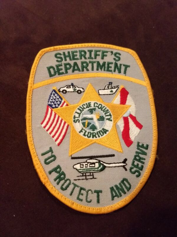 St Lucie County Florida Sheriff