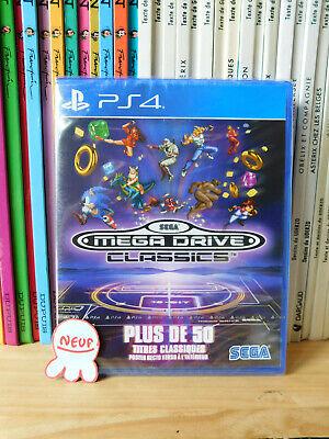 SEGA Mega Drive Classics / PS4 PS5 / version française (MEGADRIVE) **...