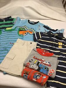 Toddler Boys Clothing Size 2