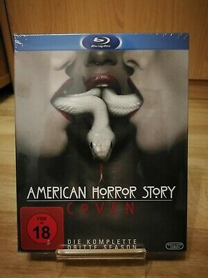 American Horror Story: Coven Staffel 3 - Blu-ray - NEU&OVP