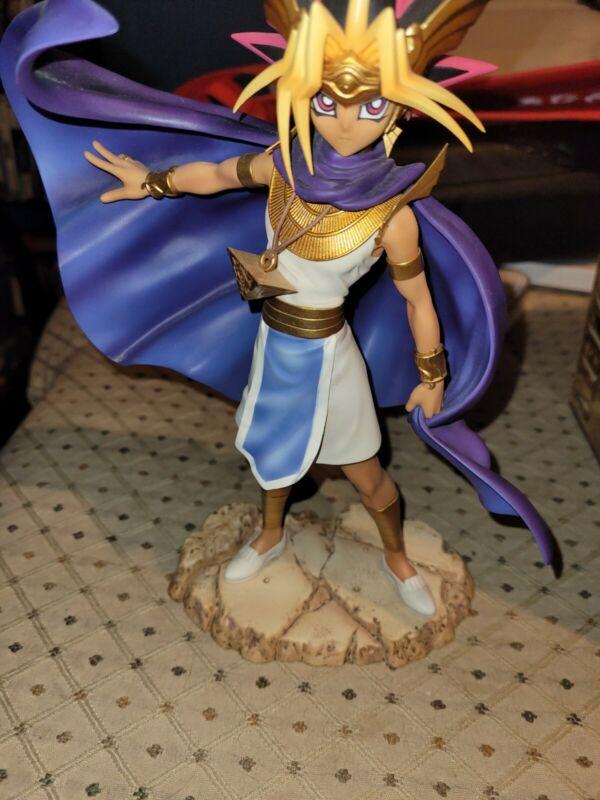 KOTOBUKIYA ARTFX J Yu-Gi-Oh! Duel Monsters Atem Pharaoh Figure used