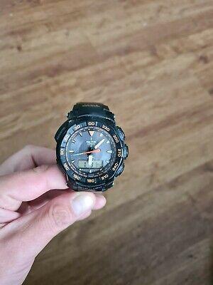 CASIO PRG 550 (ProTrek) Digital Solar Watch