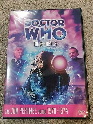 Doctor Who - The Sea Devils (DVD, 2008)