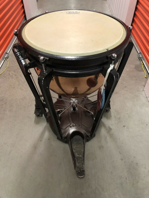 "Adams 20"" Copper Timpani Great Condition"