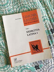 Exercitia Latina I Bunbury Bunbury Area Preview