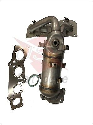 New Exhaust Manifold Catalytic Converter Fits Toyota Camry and Solara 2002 - 08