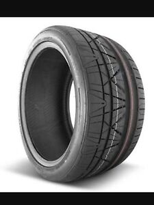 MERCEDES C63 TYRES NITTO INVO 235/35R19 FRONT 265/30R19 REAR Carramar Fairfield Area Preview