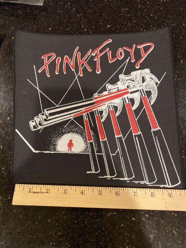 Vintge Pink Floyd Back Patch
