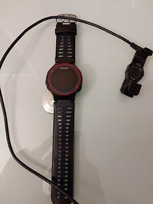 Garmin Forerunner 225 GPS Running Watch & Activity Tracker With Charger