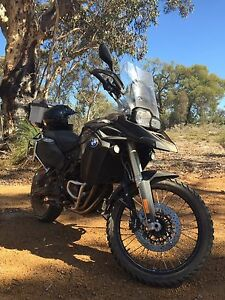 2015 BMW F800GS Adventure Perth Perth City Area Preview