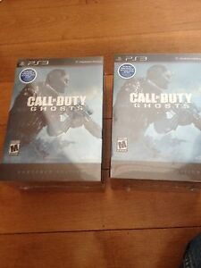 Call of duty ghost hardened edition un opened