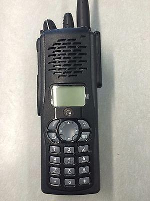 Ef Johnson Viking Vp600 7800mhz P25 Phase-ii Tdma Radio - Apco-25 Motorola Apx