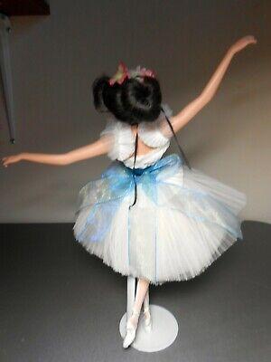 Prima Ballerina Lighter Than Air Porcelain Barbie Doll 2001 Limited Edition Barbie Prima Ballerina Doll