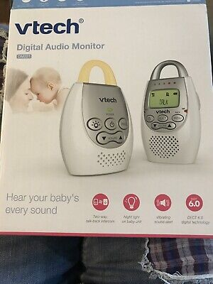 Vtech (DM221) Digital Audio Safe Sound Baby Monitor