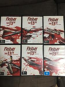 Friday the 13th DVDs Gaythorne Brisbane North West Preview