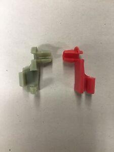 OEM Replacement GM Chevy Silverado GMC Sierra Tailgate Handle Rod RH & LH Clip