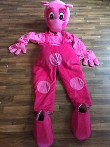 High quality Uniqua Backyardigan mascot costume