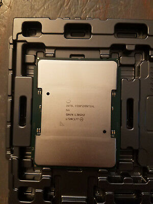 INTEL ES Xeon Phi 7210 ES CPU 1.30GHz 64-core LGA 3647 QNVN