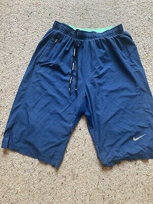 Nike Dri Fit Running Shorts Size S