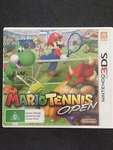 Mario Tennis Open - Nintendo 3DS Raworth Maitland Area Preview